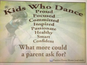 kids dance classes in rotherham